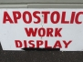 Ennis Apostolic Works Display, June 16th 2017