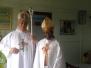 Bishop  Joseph Roszynski SVD,  and  Aitape, Otto Separy