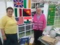 Margaret Haughey and Rosemary Black