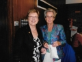Maureen Sanders and Catherine Murphy