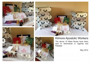 Kilmore Apostolic Mass Kits